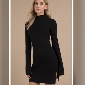 """Tobi """"On Your Side"""" sweater dress new with tags"""